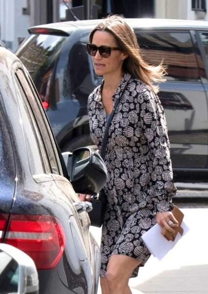 La marque est un des choix favoris de Kate Middleton durant ses grossesses