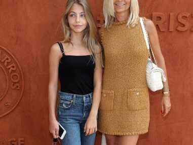 Stella la fille de Jean-Paul Belmondo est le sosie de sa maman Nathy
