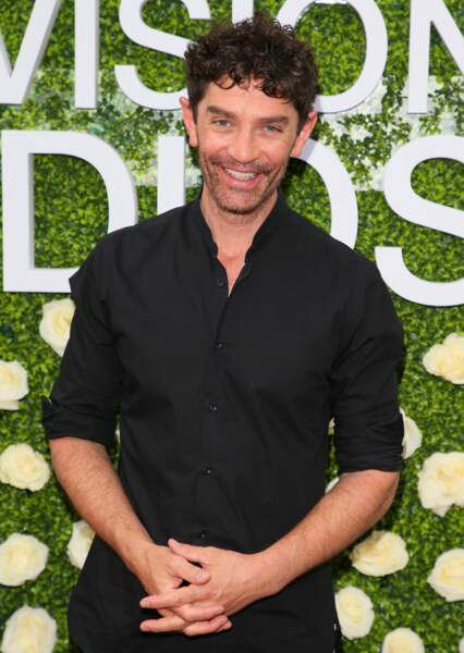 James Frain le 1er aout 2017 à Los Angeles