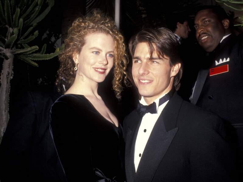 Nicole Kidman et Tom Cruise