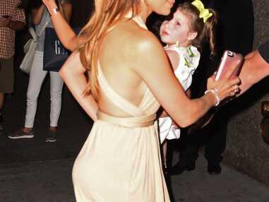 Jennifer Lopez fait une arrivée surprise au concert de Marc Anthony à New York