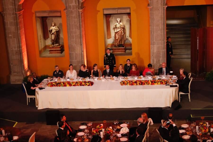 Letizia d'Espagne était en déplacement au Mexique