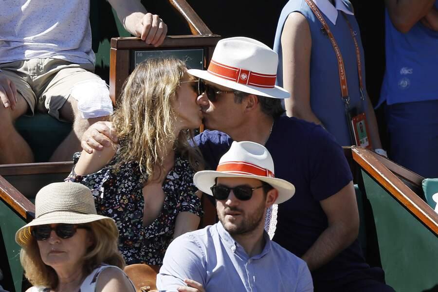 Ils ont échangé plusieurs baisers...