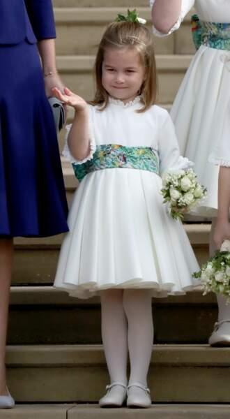 La princesse Charlotte de Cambridge -