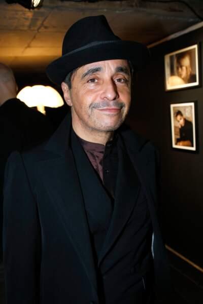 Ariel Wizman lors de la soirée Yves Saint Laurent