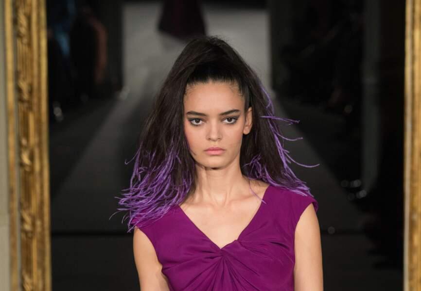 Du violet ton sur ton