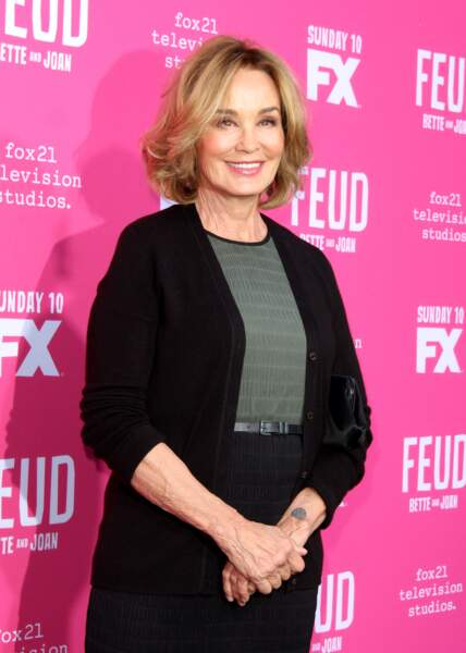 "Jessica Lange à la première de la série ""Feud: Bette and Joan"" le 21 avril 2017 à Los Angeles"