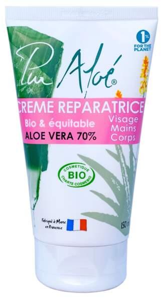 Crème Réparatrice Pur Aloé, 11,80 €, puraloe.com