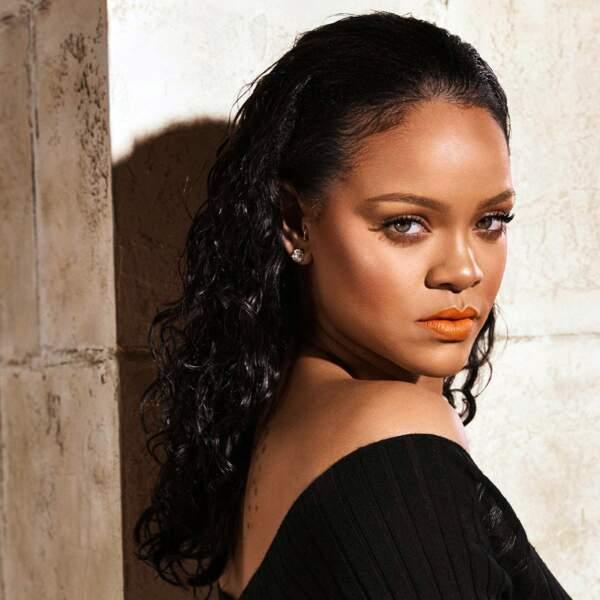 Rihanna, les plus yeux de la Barbade... et d'ailleurs!
