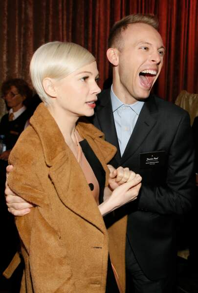 Michelle Williams et Justin Paul