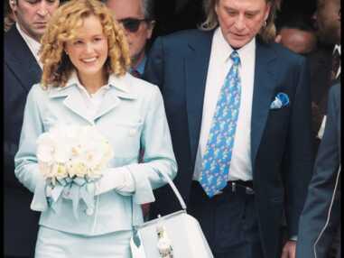 Photos - Johnny et Laeticia, leur mariage à Neuilly sur Seine en 1996