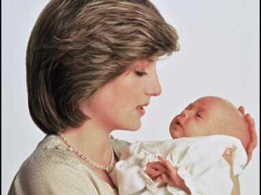 Photos - Lady Diana : retour sur ses plus beaux moments de complicité avec ses fils William et Harry