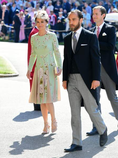 Pippa Middleton et James Middleton