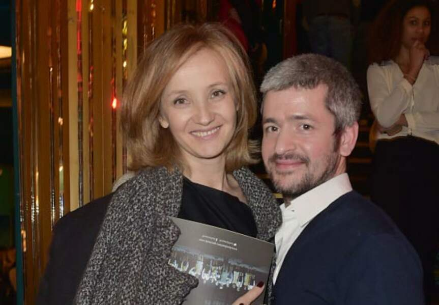 Grégoire et sa compagne Eleonore