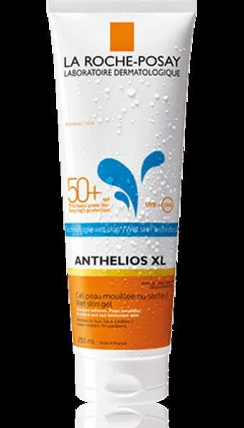 Gel Peau mouillée ou sèche Anthélios XL, La Roche-Posay, 25 €