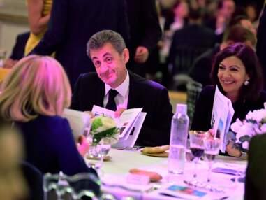 Brigitte Macron hilare et complice avec Nicolas Sarkozy : la première dame et l'ancien président réunis pour la bonne cause