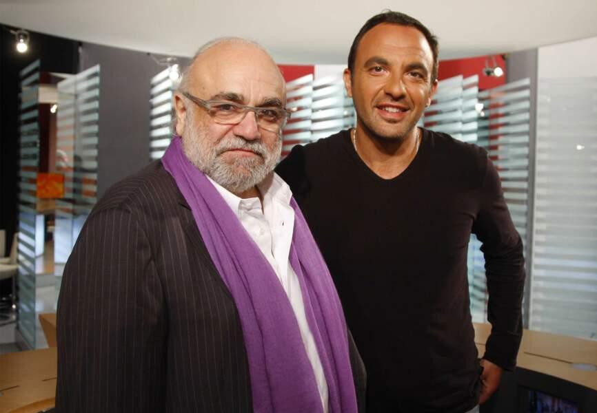 Avec Nikos en 2009