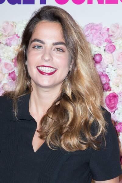 l'actrice Anouchka Delon