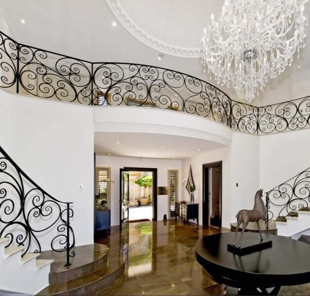 L'entrée de la demeure de Meghan Markle et du prince Harry en Australie