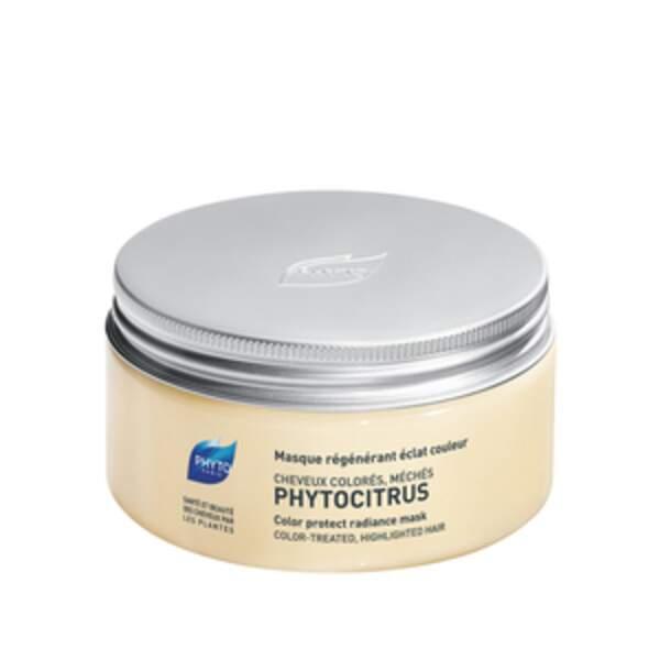 le masque phytocitrus de Phyto pour retrouver une belle crinière