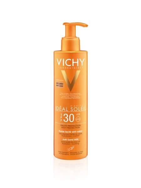Fluide Lacté anti-sable, Vichy, 16,70 €