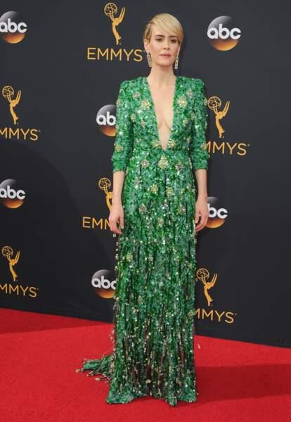 68e cérémonie des Emmy Awards - Sarah Paulson