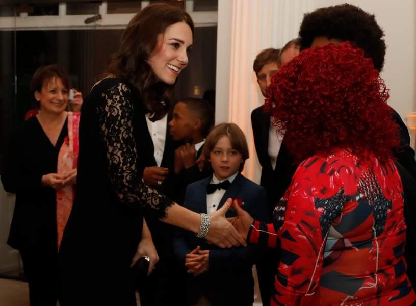 Kate Middleton, sublime, porte à nouveau une robe signée Diane von Furstenberg