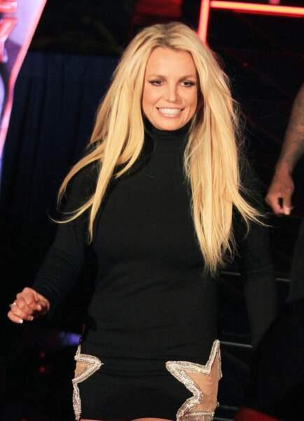Britney Spears et son blond californien légendaire