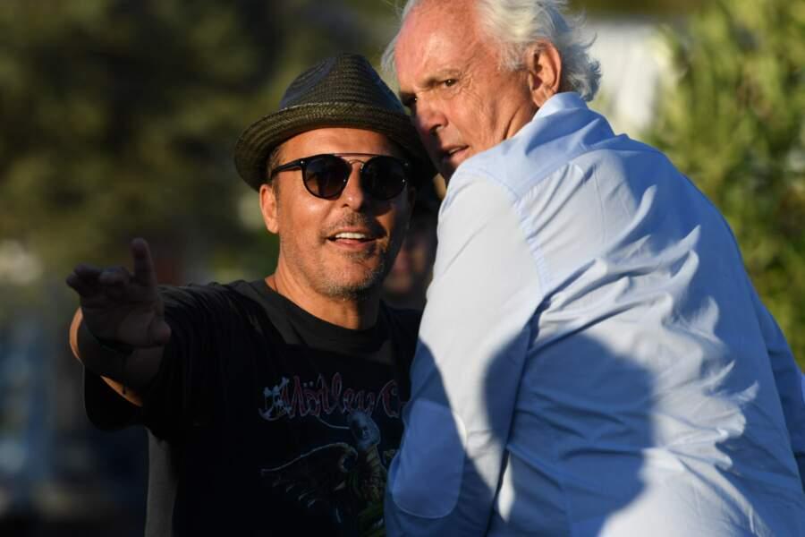 Christian Bîmes et Jean-Roch