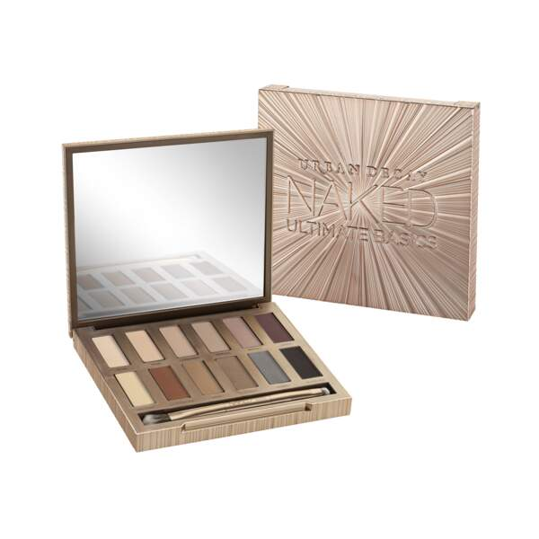 Pour ses yeux : Palette Naked Ultimate Basics, Urban Decay