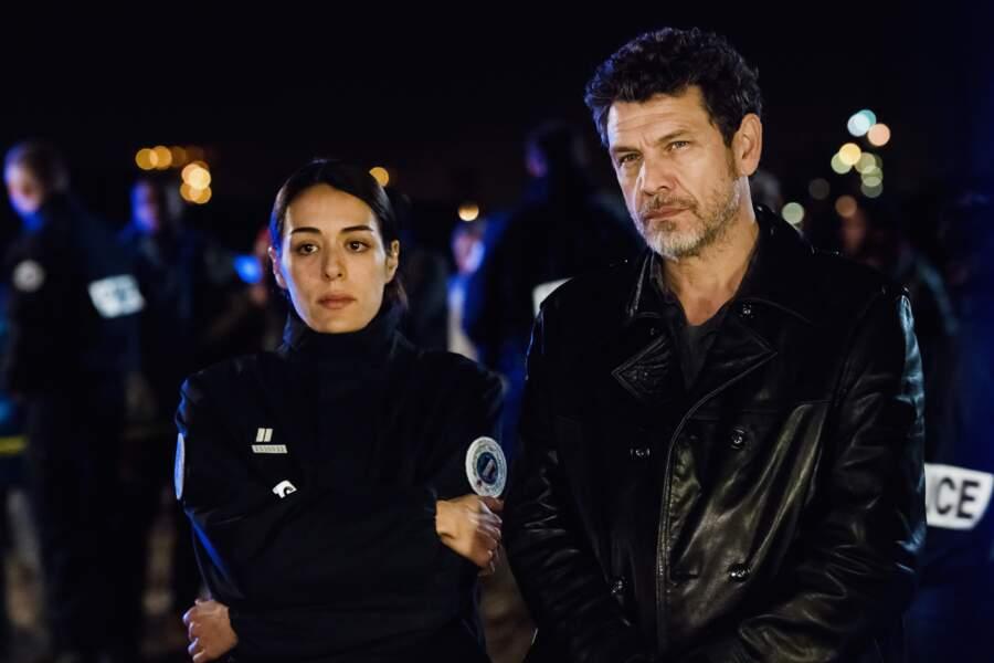 Marc Lavoine sera en binôme avec Sofia Essaïdi