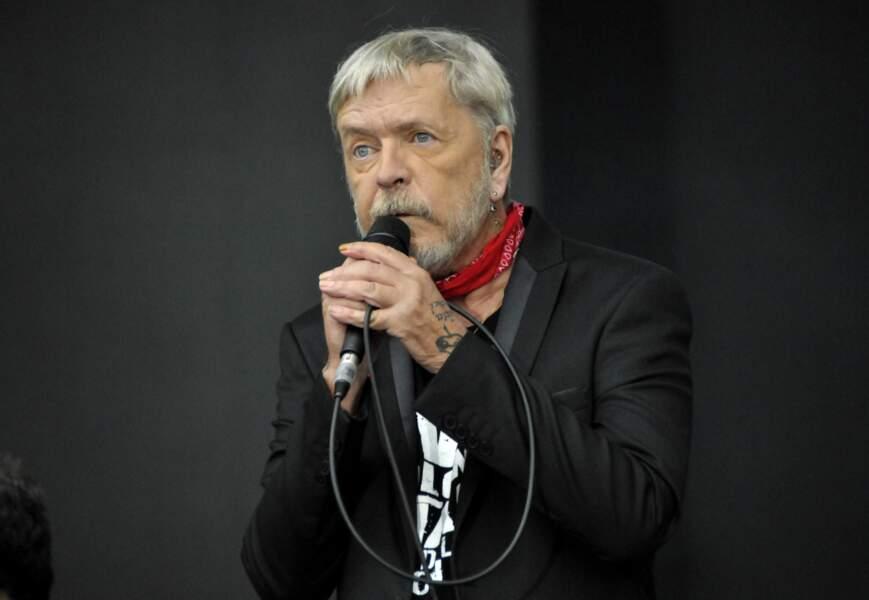 En Septembre 2017, il donne un concert à la Fête de l'Humanité, à La Courneuve