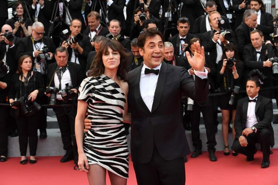 Charlotte Gainsbourg a l'habitude de faire sensation au Festival de Cannes depuis l'adolescence