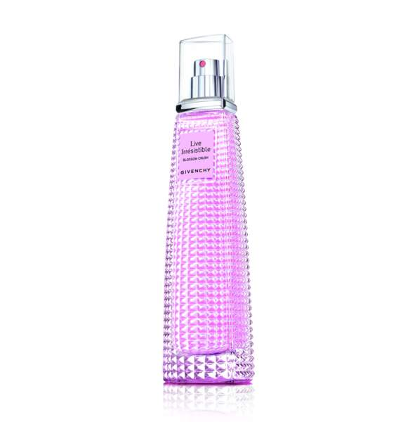 Live Irrésistible Blossom Crush, Givenchy, 79€ les 50ml