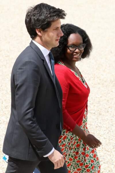 Sibeth Ndiaye est mariée à Patrick Roques, originaire de Cahors et directeur général adjoint d'une société de HLM