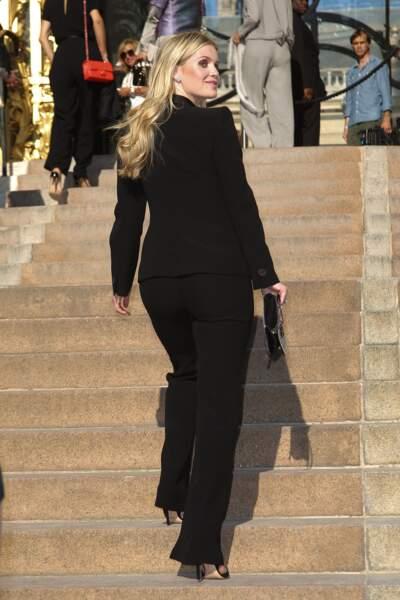 Passionnée de mode, elle est mannequin et ambassadrice Bulgari