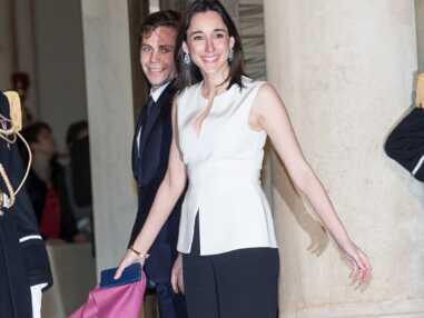 PHOTOS - Brune Poirson et son mari à l'Elysée