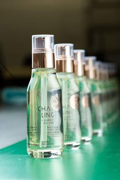 Ca y est, les premiers produits Cha Ling sont prêts !