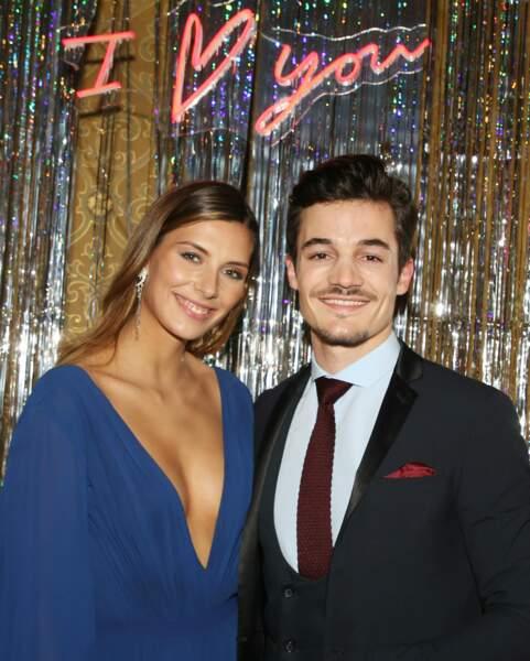 """Ils avaient déjà posé ensemble au gala de charité le grand bal """"ParAmour' le 14 février dernier"""