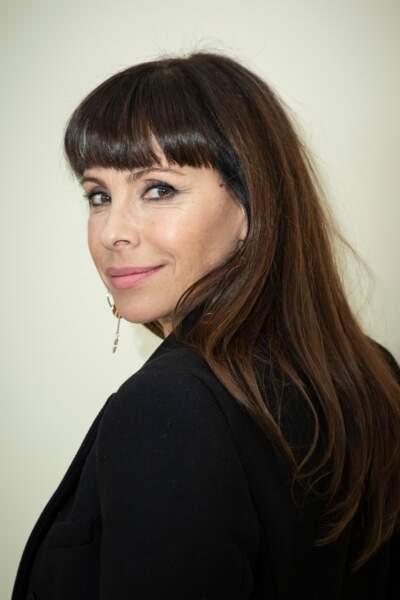Mathilda May, membre du jury du Festival du Film de Monte Carlo, le 10 mars 2019.