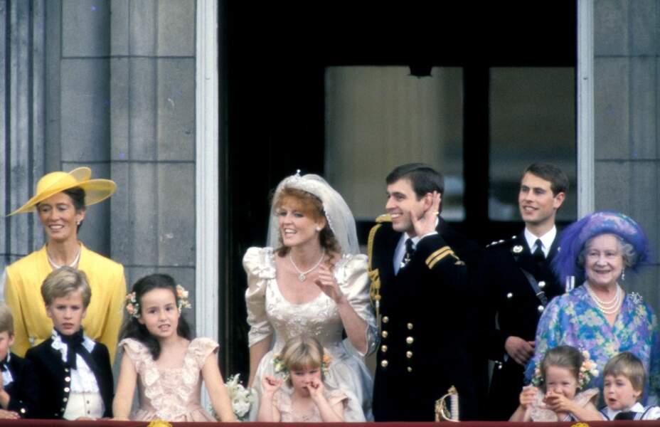 Après le mariage de Fergie, retour en Argentine pour sa mère Susan Wright, remariée à un joueur de polo.