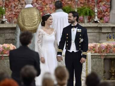 Carl Philip de Suède et Sofia Hellqvist sont mariés