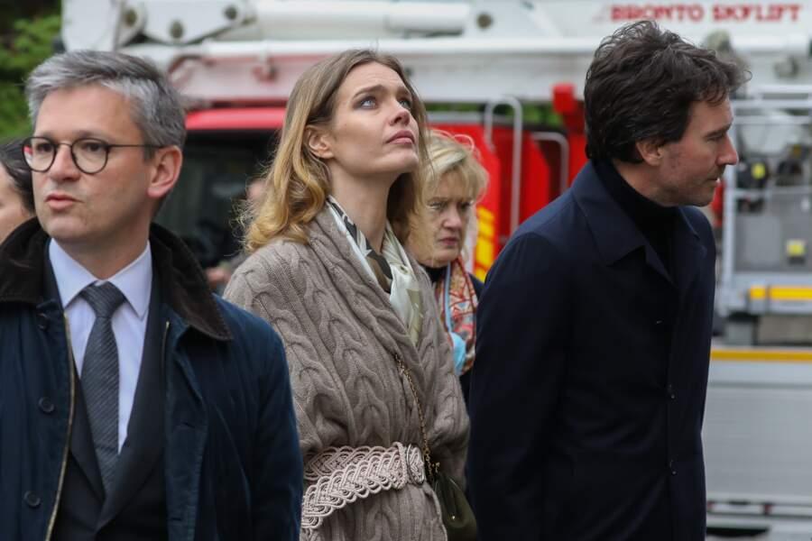 La famille d'Antoine Arnault a proposé un don de 200 millions d'euros pour la reconstruction de la cathédrale