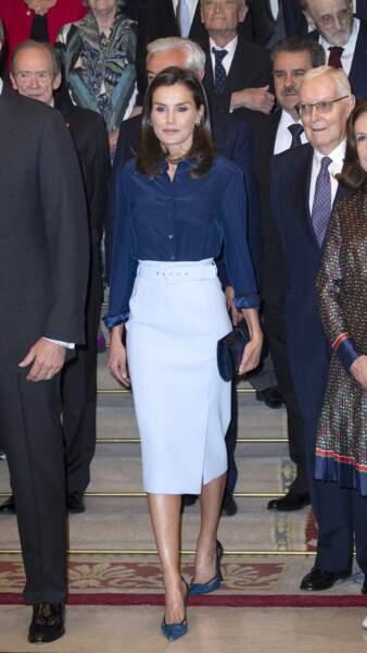 Cette jupe remporte un vif succès chez les Royals car déjà portée par deux autres princesses avant elle15