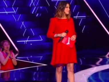 PHOTOS - Karine Ferri enceinte : sera-t-elle présente à la finale de The Voice ?