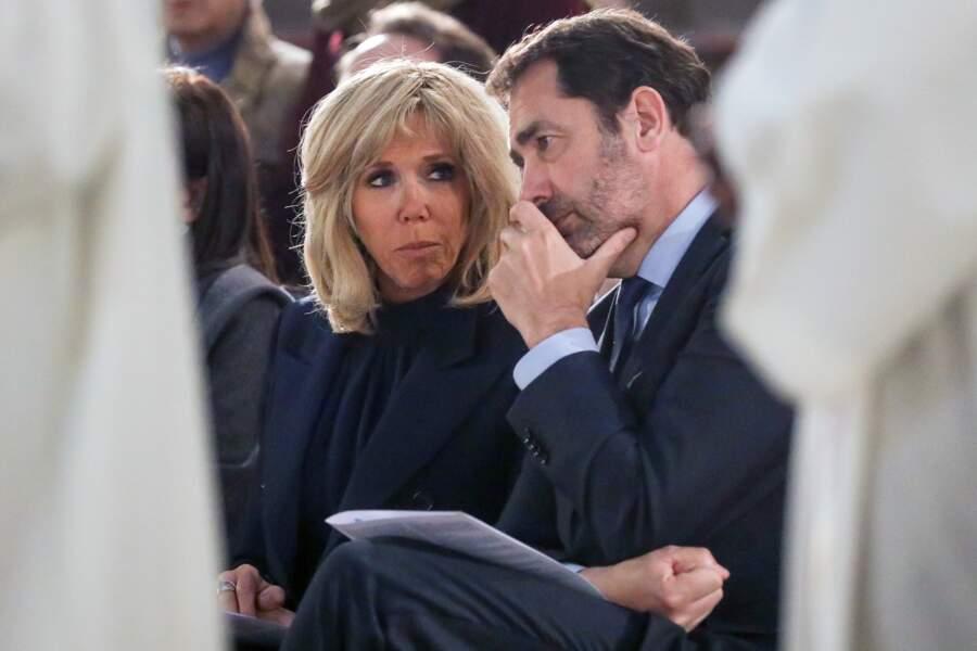 Messes basses pour Brigitte Macron et Christophe Castaner