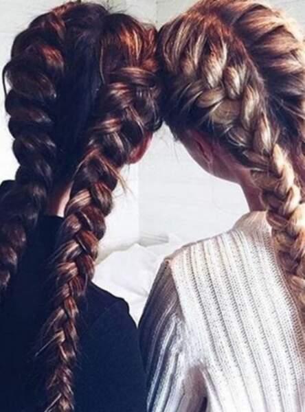 Les dutch braids
