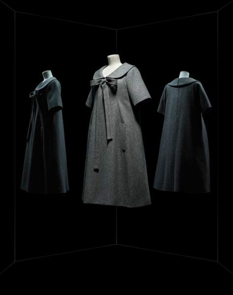 Vue de l'expo Christian Dior