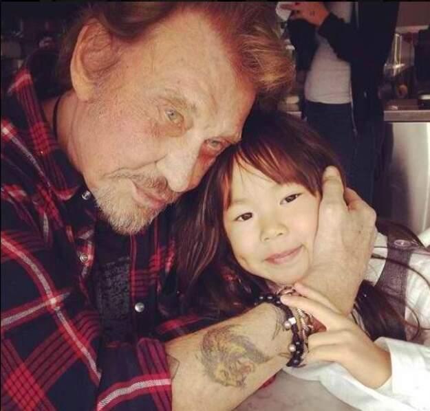 Avec Joy. Février 2014