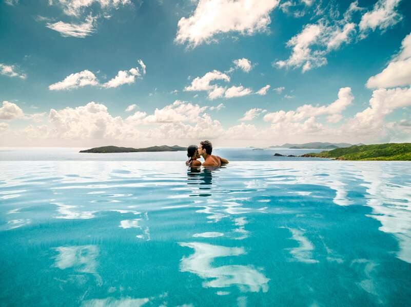 Un décor paradisiaque pour des vacances bien méritées !